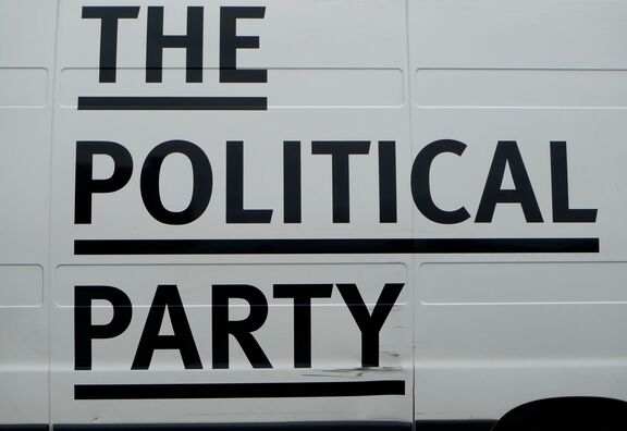 The Political Party – A Mobile Public Library