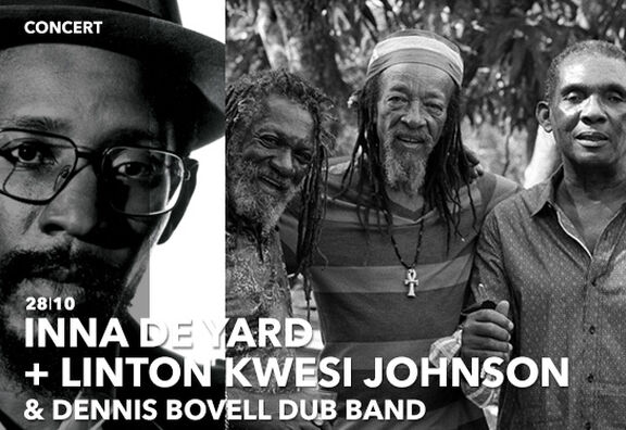 Inna De Yard + Linton Kwesi Johnson